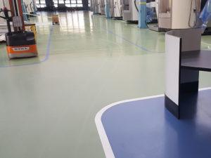 pavimenti resina per capannoni industriali magazzino laboratorio artigianale